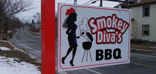 Smokey Diva's BBQ